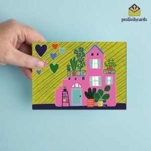 POSTIVITYCARDS - NEW HOME